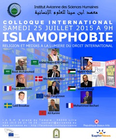 Islamophobie, religion et médias, un colloque international à Lille