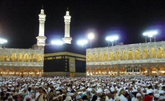 Un record de pèlerins à La Mecque pendant le Ramadan 2015