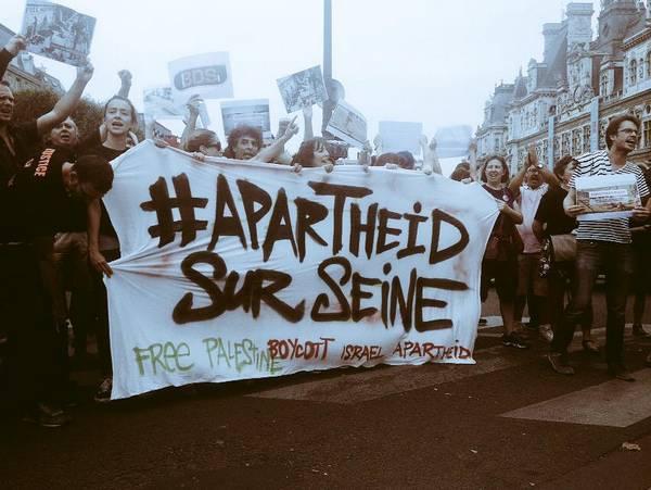 Tel Aviv sur Seine: retour en vidéo des actions des indignés