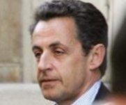 Nicolas Sarkozy, le président de la République