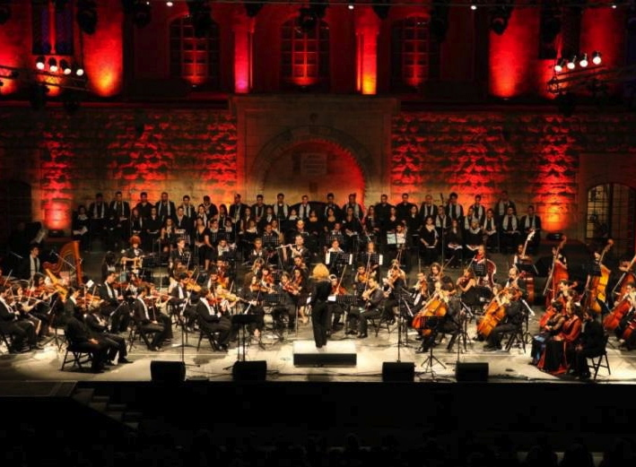 Pour ses 10 ans, l'Orchestre des jeunes de Palestine fait sa tournée en France (vidéo)