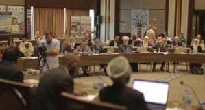 Les participants à l'Islamic Climate Change Symposium invitent les pays d'islam à réduire progressivement les émissions de gaz à effet de serre jusqu'à leur élimination totale d'ici à 2050. (Photo : Islamic Relief)