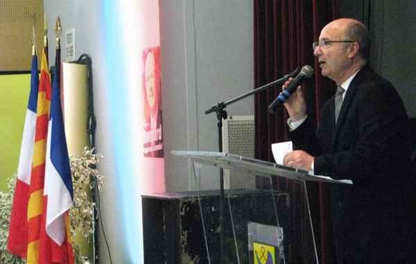 Jacques Bompard, député du Vaucluse, ancien du Front national et fondateur de la Ligue du sud.