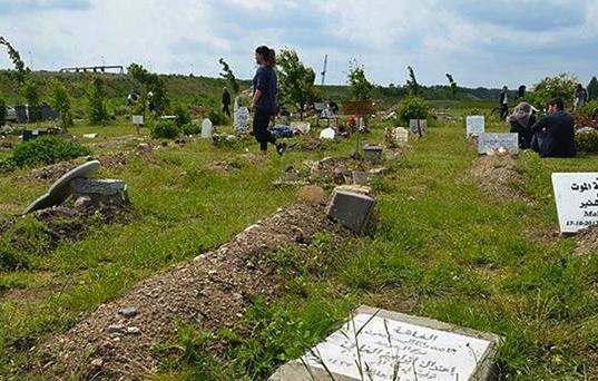 Danemark : une nouvelle profanation de tombes musulmanes qui outre