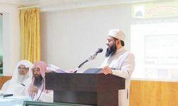 Najeeb Qasmi, concepteur de l'appli trilingue sur le Hajj.