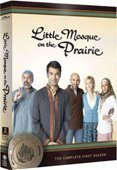 Le DVD de la saison 1 de 'Little mosque on the prairie'