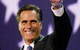 Mitt Romney, candidat à l'investiture républicaine à la Maison Blanche
