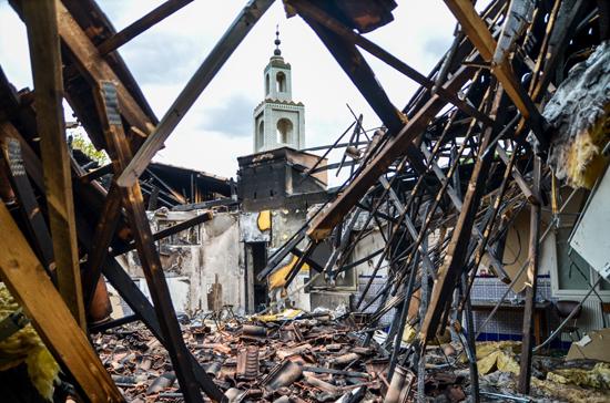 Une journée de solidarité pour la mosquée d'Auch ravagée