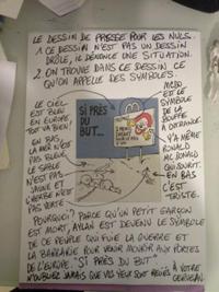 La crise des réfugiés vue par Charlie Hebdo, le nouveau scandale