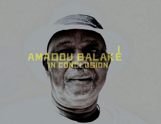 In Conclusion, l'album posthume d'Amadou Balaké, le Burkinabé décédé en août 2014.