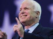 John Mc Cain, candidat à l'investiture républicaine