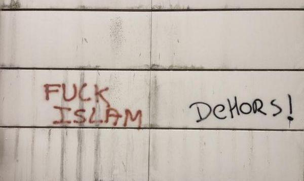 Des actes islamophobes en hausse de 200 % depuis janvier 2015