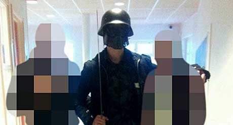 Suède : le tueur au sabre avait des motivations racistes