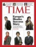 Couverture du Time Magazine du mois de février
