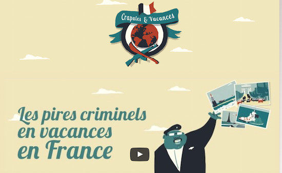 « Crapules & Vacances », l'impunité des pires criminels en France dénoncée (vidéo)