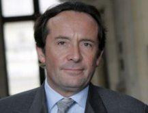 Pierre Bédier, président du Conseil général des Yvelines
