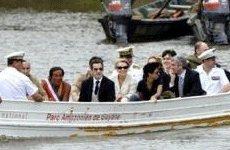Le chef de l'Etat en déplacement en Guyane