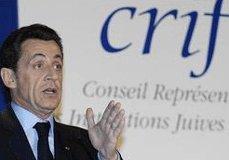 Nicolas Sarkozy invité d'honneur au dîner annuel du Crif