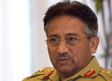 Le président Pervez Musharraf