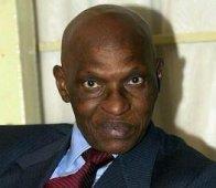 Abdoulaye Wade, le président du Sénagal