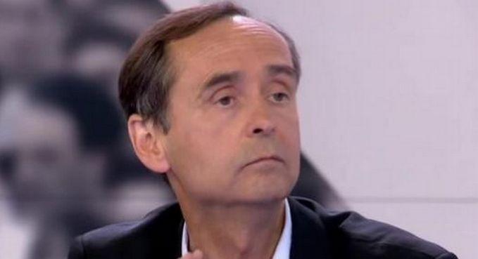 Robert Ménard, maire de Béziers.