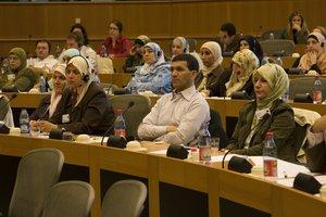Des femmes pour le dialogue et la paix