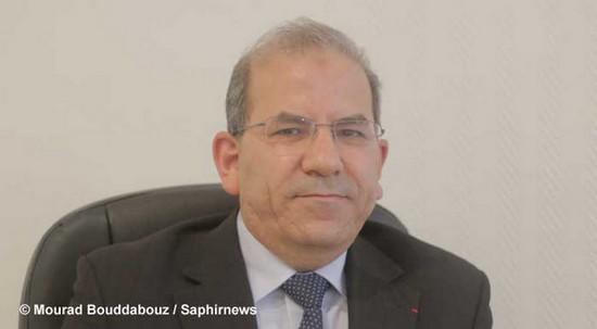 Mohammed Moussaoui est président de l'Union des mosquées de France (UMF) et président d'honneur du Conseil français du culte musulman (CFCM).