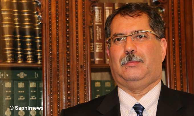 Anouar Kbibech est président du Conseil français du culte musulmans (CFCM) et président du Rassemblement des musulmans de France (RMF).