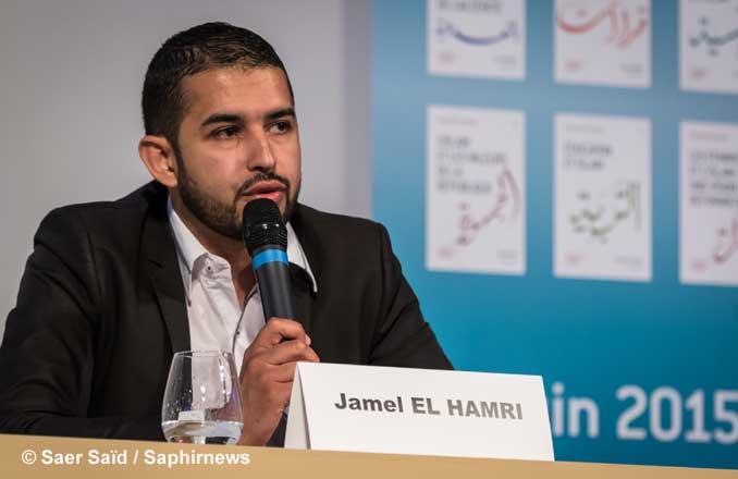 Jamel El Hamri est président de l'Académie française de la pensée islamique (AFPI) et doctorant en islam contemporain à l'université de Strasbourg.
