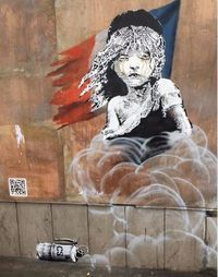 Une œuvre de Banksy en solidarité aux migrants de Calais (vidéo)