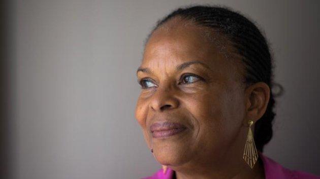 Christiane Taubira, l'ancienne député de Guyane a présenté sa démissiondu ministère de la Justice.