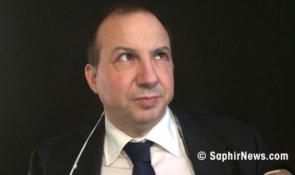 Hamou Bouakkaz est président de l'association Paul Guinot et conseiller d'arrondissement du 20e arrondissement de Paris.