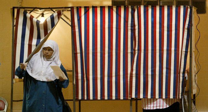 Présidentielles américaines 2016 : pour qui votent les musulmans ?