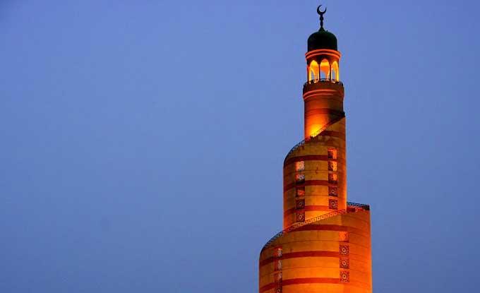 Mais que sont devenus les minarets ?