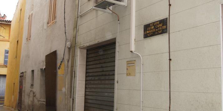 À Marignane, le maire veut fermer définitivement la mosquée turque
