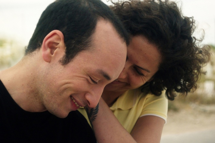 Majd Mastoura et Rym Ben Messaoud dans «Hedi» (Inhebbek Hedi), realisé par Mohamed Ben Attia. © Berlinale 2016