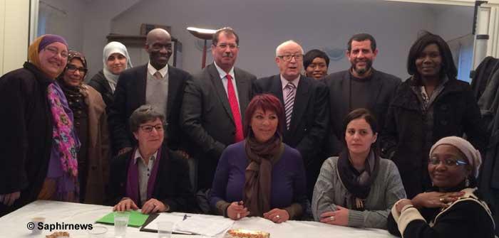Cadres en entreprise, enseignantes, élues municipales, membres de conseils régionaux du culte musulman, responsables associatives, aumôniers, journalistes et sociologues, elles sont une quinzaine de femmes à avoir répondu à l'invitation du Conseil français du culte musulman (CFCM) pour participer à un groupe de travail « Femmes », amené à se réunir tous les deux mois et à proposer des actions concrètes en divers domaines touchant à l'islam de France.