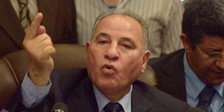L'ancien ministre de la Justice Ahmed el-Zind a émis vendredi 11 mars, la provocation de trop.