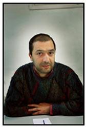 M'hammed Henniche, secrétaire général de l'UAM 93