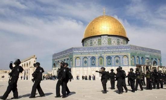 Jérusalem : des caméras de surveillance sur l'esplanade des Mosquées