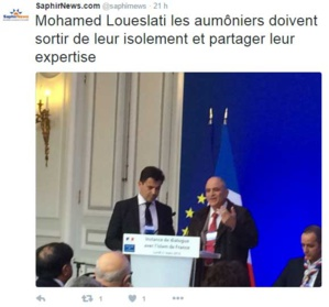 À l'instance de dialogue avec l'islam, État et musulmans s'engagent contre la radicalisation