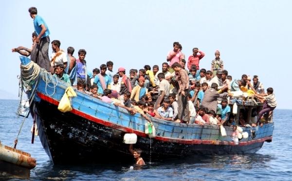 En Birmanie, des centaines de milliers de Rohingyas ont été contraints à fuir les persécutions.