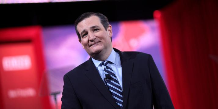 Ted Cruz, le sénateur du Texas propose de surveiller les quartiers musulmans.