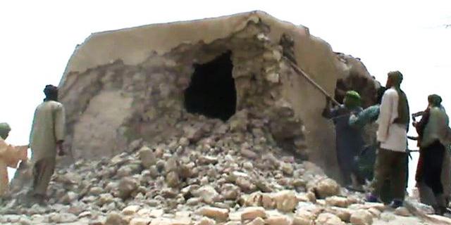 La CPI va juger les destructeurs de mausolées à Tombouctou
