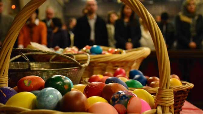 Pâques 2016 : vœux du GAIC à nos amis chrétiens