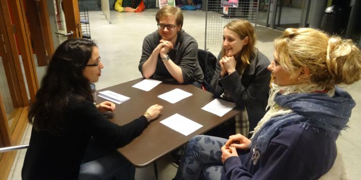 Une association étudiante lilloise propose de discuter avec un livre en chair et en os afin de casser les stéréotypes.