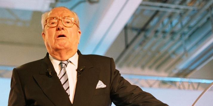 Propos anti-Roms et négationnistes : double condamnation de Jean-Marie Le Pen