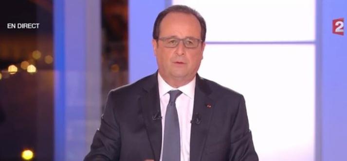 Voile à l'université : François Hollande recadre Manuel Valls (vidéo)