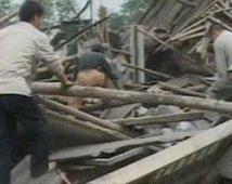 Le séisme d'une magnitude 7,3 a fait au moins 10 000 morts