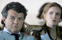 Le ministre de l'Ecologie Jean-Louis Borloo et la secrétaire d'état chargée de l'Ecologie Nathalie Kosciusko-Morizet